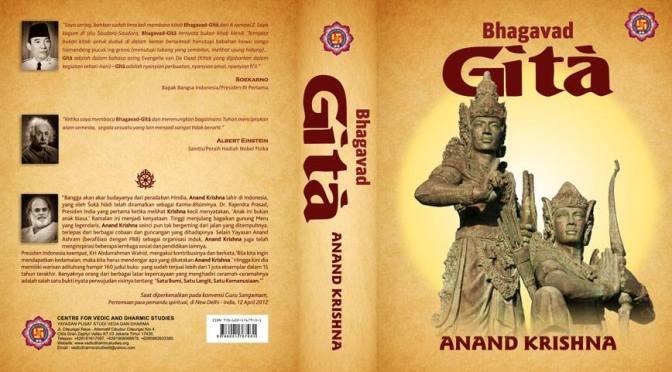 Renungan Gita: Bhakti = Mengabdi plus Penuh Kasih plus dengan Segenap Jiwa Raga