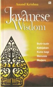 buku Javanese Wisdom besar