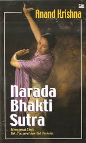 buku narada bhakti sutra